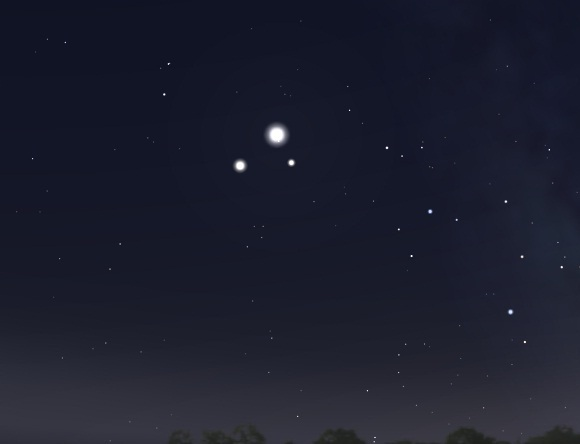 Image of sky during Hill case
