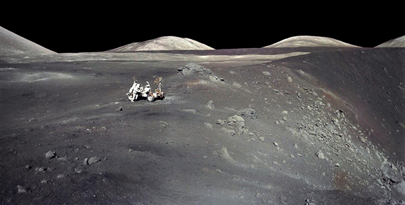 Image of Shorty Crater