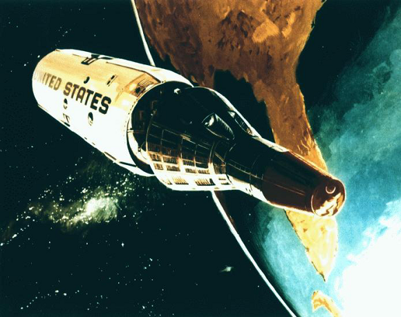IMAGE of manned orbiting laboratory